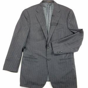 Corneliani Italy Mens Sports Coat Blazer Jacket